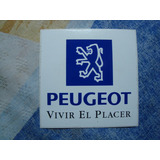 Calcomanía De Auto Peugeot 8,3 X 8,3 Cm (c2)