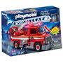 Playmobil 5980 Camion De Rescate Bombero Luz Y Sonido Sipi