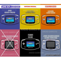 N O V O ! Game Boy Advance Original Nintendo Gba Faço 250,00