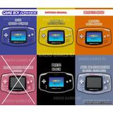 Na Caixa N O V O Game Boy Advance Original Nintendo Gba Zero