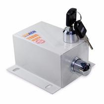 Trava Fechadura Eletro Magnetica Block Mini 110v Travben