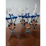 Centros De Mesa Con Cisnes En Vidrio Soplado ,casamientos,