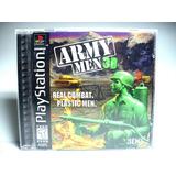 Army Men 3d Original Para Psx Ps1 Ps2 Ps3 Ps4