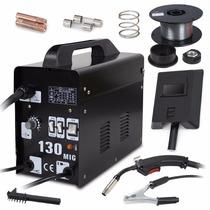 Maquina Mig Soldar De Microalambre De 130 Amp 110v