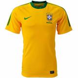 Camisa Brasil Nike Copa Do Mundo 2010 Amarela