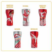 Copos De Alumínio Das Olimpíadas Coca-cola E Mcdonalds