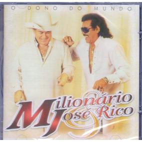 Cd Milionário & José Rico - O Dono Do Mundo