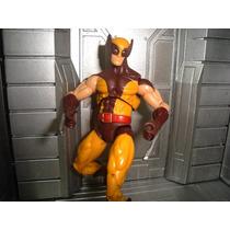 X Men Wolverine Uniforme Marron Marvel Universe
