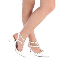 Sapato Scarpin Feminino Lara - Branco