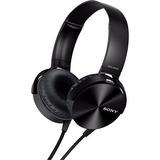 Headphone Fone Ouvido Sony Mdr-xb450ap Extra Bass Original