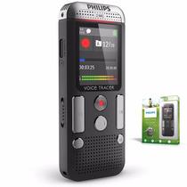 Grabadora De Voz Philips Dvt2510 Mp3 Y Dos Mic Integrados