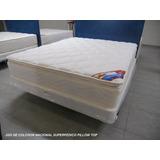 Juego De Colchon Postopedico 1 Pillow_top