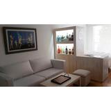 Mueble Ropero Divisor Monoambiente Con Puertas