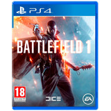 Battlefield 1 Ps4 Físico Bf1 Playstation 4 Nuevo Alclick