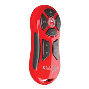 Controle Longa Distancia Jfa K1200 Vermelho Alcance 1200mts