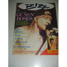 Revista Bizz 66 Guns N