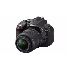 Nikon D5300 Kit 18-55 Reflex 24mp Full Hd Wifi Stock