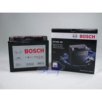 Bateria Moto Bosch Gel Yamaha Yzf R1 Ano 2002 A 2013 - Bt10b