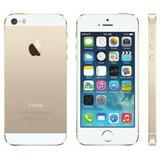 Iphone 5s 16gb Dourado Gold Original Apple 4g Desbl Vitrine
