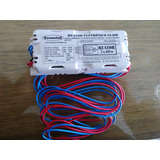 Reator Ho De Lampada Fluorescente 110-220v Bivolt 2x40w