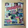 Álbum Figurinhas Fórmula 1 - Ping Pong - Raridade 1983