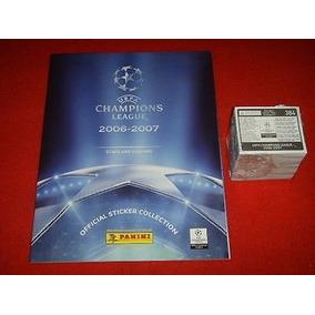 Album Champions League 2006/07 Panini Competo P/ Colar