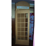Cabina Telefonica Inglesa, Puertas Cabina Telefonica,giuraca
