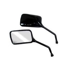 Espelho Retrovisor Preto Twister Cb 300 Falcon Cb500 (509)
