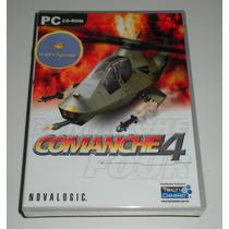 Comanche 4 | Simulação De Voo | Guerra | Jogo Pc | Original