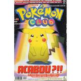 Revista Pokémon Club Nº 33 Ned