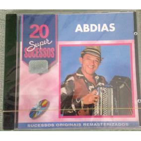 Cd - Abdias - 20 Super Sucessos - Promo - Lacrado