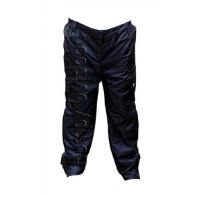 Pantalon Termico Con Polar- Impermeable - Moto - Sky - Pesca