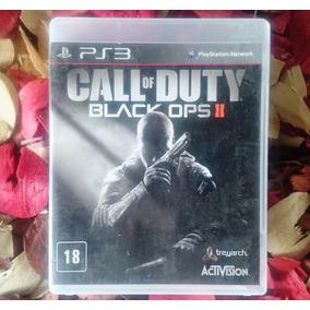 Call Of Duty Black Ops 2 - 100% Português - Cod - Ps3