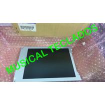 Display Visor Lcd Teclado Yamaha Tyros 4 Original Novo