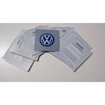 Etiqueta De Troca De Oleo Original Volkswagen