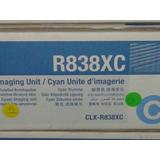 Unidad De Imagen Samsung Clx-r838xc Original Cyan