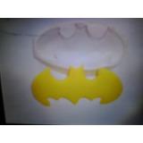 Moldes De Silicona Flexibles!!! Logo De Batman