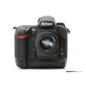 Manual Em Português Para Câmera Nikon Profissional D3x