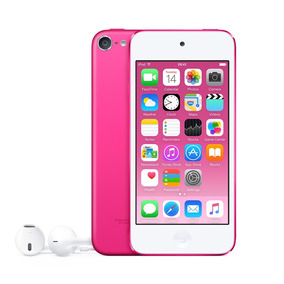 Ipod Touch 32 Gb 6ta Generación - Pink