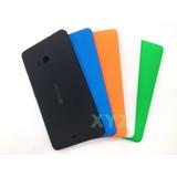 Capa Capinha Tampa Traseira Celular Microsoft Lumia 535 N535