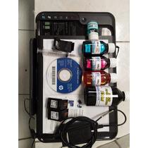 Impressora Hp F4580 + Kit Recarga