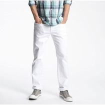 Calça Jeans Masculina Lycra Básica Tradicional Moda Colorida