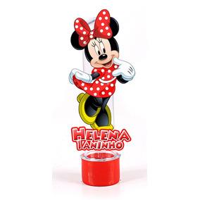 Tubetes 3d Personalizados Minnie