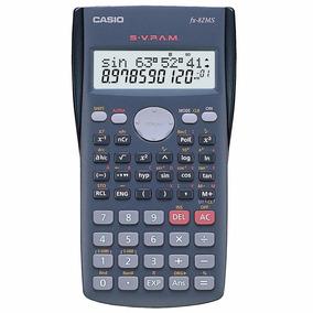 Calculadora Científica Casio Fx-82-ms Original