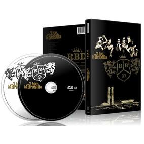Dvd Rbd Live In Brasília + Cd Brinde - Frete Grátis!!!