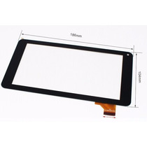 Touch 7 Para Tablet China 86v Slim Angosta 186mm X 104mm