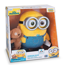 Despicable Me 2 Exclusive Deluxe 28 Cm Interactiva