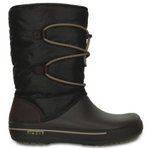Bota Dama Crocs Crocband Ii.5 Cinch Boot Café