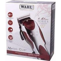 Maquina Wahl 5 Estrellas Star Magic Clip Pro Motor V 5mil