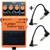 Pedal De Distorção Para Guitarra Boss Ds-2 Turbo Distortion